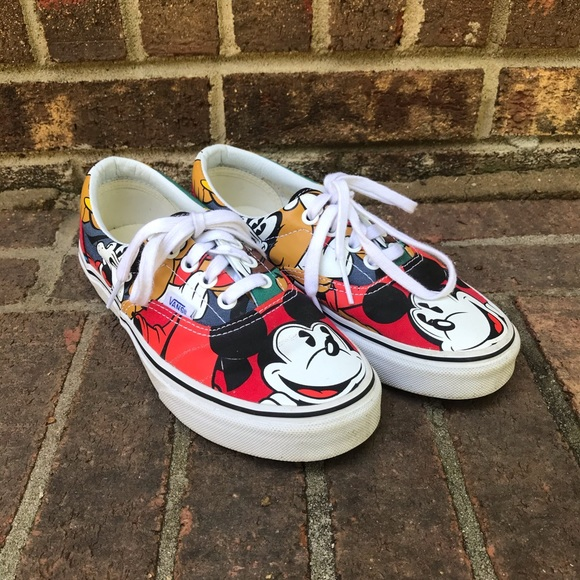 Vans Shoes | Disney Mickey Mouse Vans